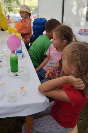 """Детский палаточный лагерь """"Слово Истины"""", с. Летки, 07.2017"""