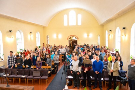 Конференция Вовремя, осень 2017. Переоценка наших целей как христиан